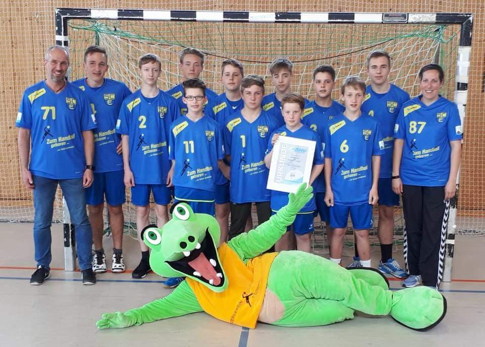 Handball Eching